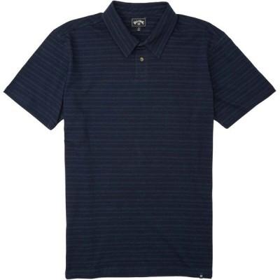 ビラボン シャツ メンズ トップス Essential Polo Shirt - Men's Navy