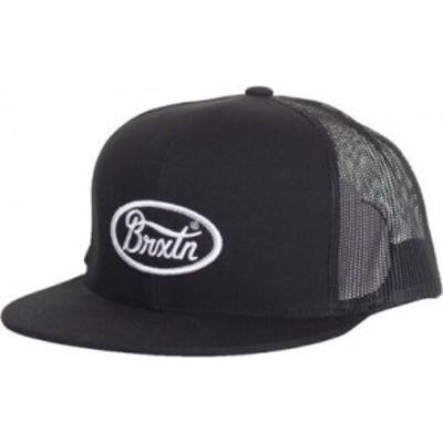 ブリクストン Brixton ユニセックス キャップ 帽子 - Parsons Hp Black - Cap black