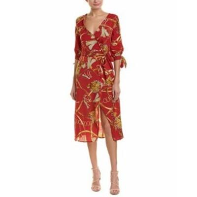 ファッション ドレス Luna Tuccini Midi Dress