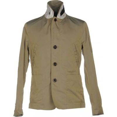 ジェオスピリット GEOSPIRIT メンズ ジャケット アウター jacket Grey