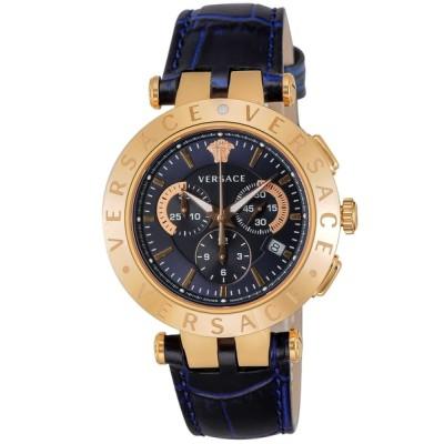 腕時計 VERSACE V-RACE CHRONO 42MM ヴェルサーチェ クロノグラフ ヴイレース 腕時計