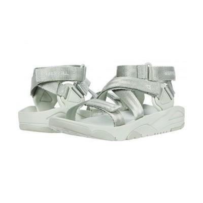 Merrell メレル レディース 女性用 シューズ 靴 サンダル Belize Mid Web - Foam