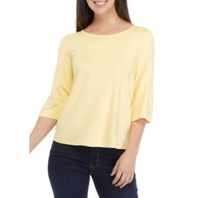 キュピオブラッシ レディース Tシャツ トップス Women's Julianna Swing T-Shirt