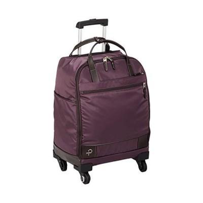 スーツケース ソリエ3 カジュアルTR キャスターストッパー付 機内持ち込み可 29L 45 cm 2.3kg パープルワイン