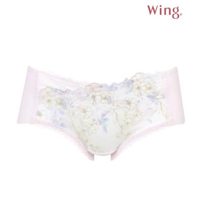 【Wing / Wacoal ウイング/ワコール】ショーツ 【後ろ姿きれいブラ】ペアショーツ(M) スタンダードショーツ, Panties