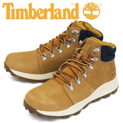Timberland (ティンバーランド) A2EB7 BROOKLYN LOW HIKER ブルックリン ロー ハイカーブーツ Wheat Nubuck TB177