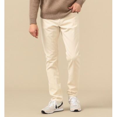 【シップス/SHIPS】 SHIPS: オイカワデニム縫製 カラー コーデュロイ 5ポケット パンツ