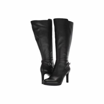 ナチュラライザー Naturalizer レディース ブーツ シューズ・靴 Tai Wide Calf Black Leather