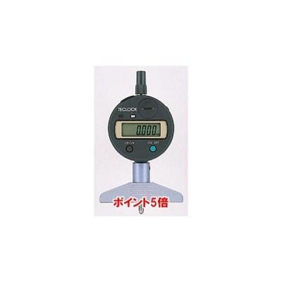 【ポイント5倍】 テクロック (TECLOCK) 普及型デジタルデプスゲージ DMD-2130S2