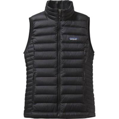 パタゴニア レディース ジャケット・ブルゾン アウター Patagonia Women's Down Sweater Vest Black