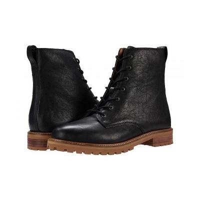 Madewell レディース 女性用 シューズ 靴 ブーツ レースアップ 編み上げ Clair Lace-Up Boot - True Black