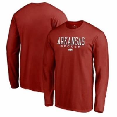 Fanatics Branded ファナティクス ブランド スポーツ用品  Fanatics Branded Arkansas Razorbacks Cardinal True Sport