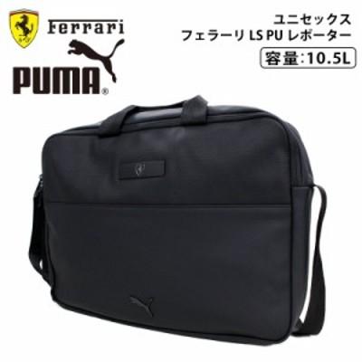P  PUMA プーマ ユニセックス アクセサリー 076877 レポーター バッグ モーター スポーツ スクーデリア フェラーリ レーシング F1 コラボ