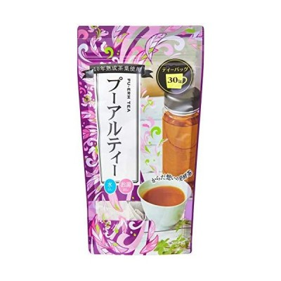 【まとめ買い3個パック】Tokyo Tea Trading プーアル茶 プーアール茶(中国茶 烏龍茶 ダイエット茶 健康茶 水出し お徳用