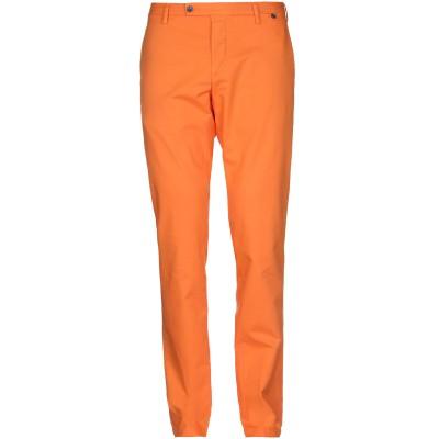 アティピコ AT.P.CO パンツ オレンジ 54 コットン 76% / 麻 22% / ポリウレタン 2% パンツ