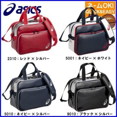 ◇ネーム刺繍OK アシックス 野球 ソフトボール バッグ エナメルミニショルダー BEA462