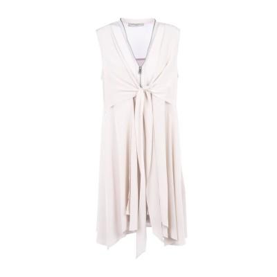 ALLSAINTS ミニワンピース&ドレス ライトピンク L シルク 100% ミニワンピース&ドレス