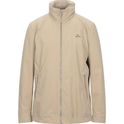 ガント GANT メンズ ジャケット アウター Full-Length Jacket Beige
