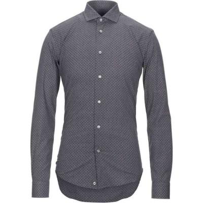 ブライアン デールズ BRIAN DALES メンズ シャツ トップス Patterned Shirt Red