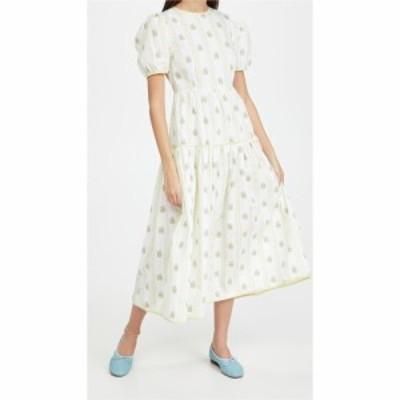 グラマラス Glamorous レディース ワンピース ワンピース・ドレス Floral Dress Yellow Stripe Flower