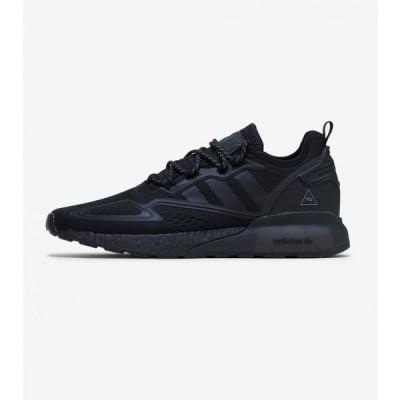 アディダス Adidas メンズ ランニング・ウォーキング シューズ・靴 ZX 2K Boost Black/Silver