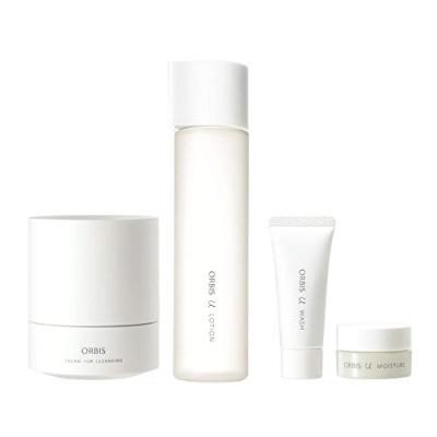 オルビス(ORBIS) オルビス 人気商品セット 化粧水 クレンジング: 100g、化粧水: 180mL、洗顔料: 14g、保湿液: 9g