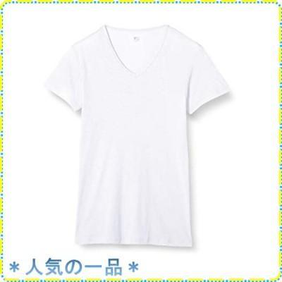 [グンゼ] インナーシャツ YG DRY&DEOシリーズ Vネック半袖 メンズ