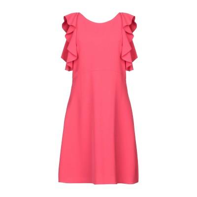 ANTONELLI ミニワンピース&ドレス フューシャ 40 ポリエステル 94% / ポリウレタン 6% ミニワンピース&ドレス