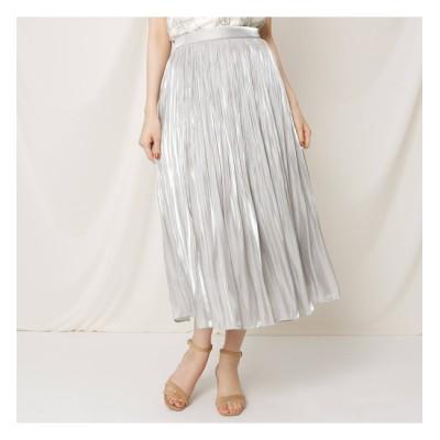 【クチュール ブローチ/Couture brooch】 オーロラサテンスカート