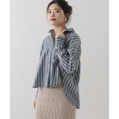 ITEMS URBANRESEARCH(アイテムズ アーバンリサーチ)ストライプシャツ【お取り寄せ商品】