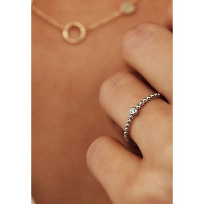イザベル バーナード リング レディース アクセサリー 14 CARAT GOLD - Ring - silber