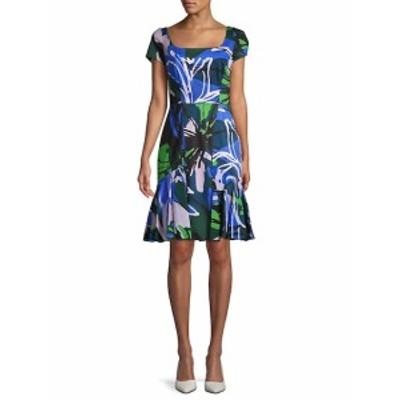 キャロライナヘレラ レディース ワンピース Printed Dress