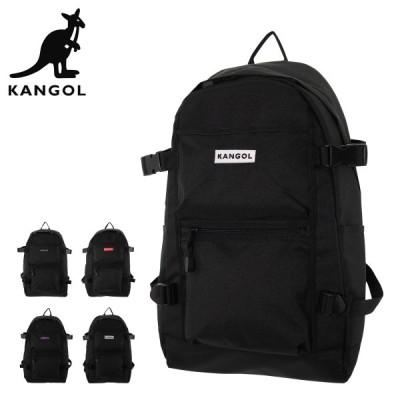 カンゴール リュック スクールバッグ 23L メンズ レディース250-1250 KANGOL | Hello リュックサック バックパック ポリエステル B4 大容量 軽量 [PO10]