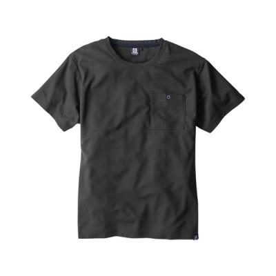 GLADIATOR ニオイクリア半袖Tシャツ/G-737 ブラック/L