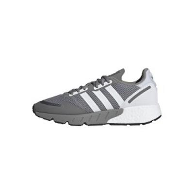 アディダスオリジナルス メンズ スニーカー シューズ ZX 1K BOOST SCHUH - Trainers - grey grey