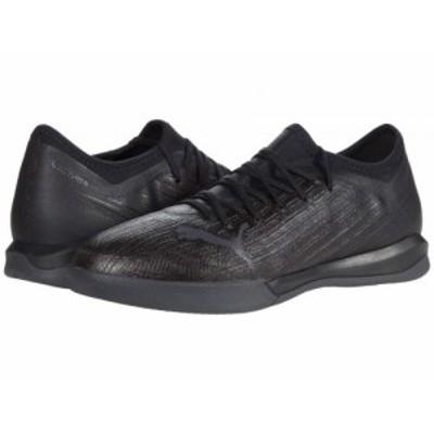 PUMA プーマ メンズ 男性用 シューズ 靴 スニーカー 運動靴 Ultra 3.1 IT Puma Black/Puma Black/Puma Black【送料無料】