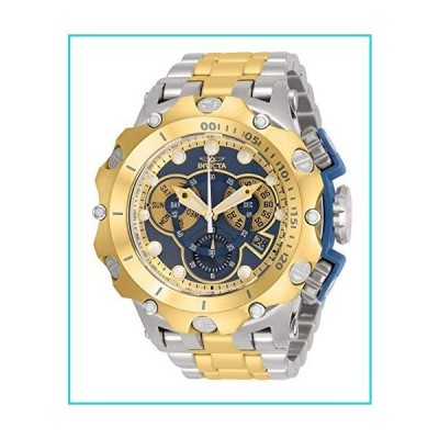 Invicta Men's Venom 51mm Quartz Chronograph Stainless Steel Bracelet Watch (32763)【並行輸入品】