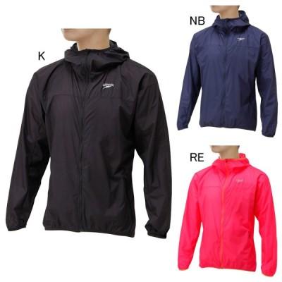 スピード エクササイズ フィットネス ジャケット シャツ  メンズ ユニセックス エリートジャケット speedo SD18F52