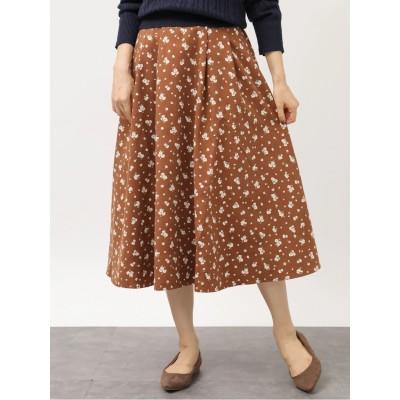 冬の花言葉のあるスカート