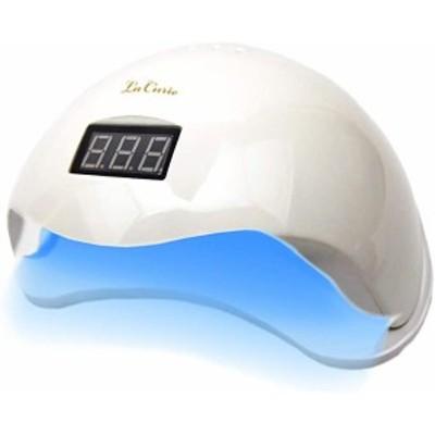 LED & UV ネイルライト 48W 業界注目低ヒート機能 全ジェル対応 CCFL不使用 自動感知センサー ジェルネイル レジン用 日本語説明書 & プ