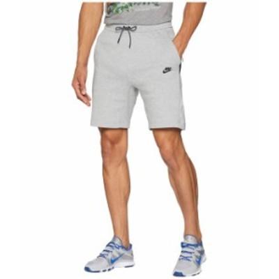 ナイキ メンズ ハーフパンツ・ショーツ ボトムス NSW Tech Fleece Shorts Dark Grey Heath