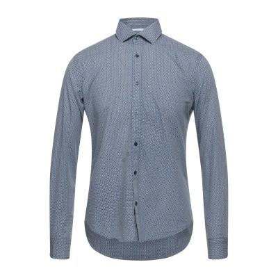アティピコ AT.P.CO シャツ ブルー 39 コットン 100% シャツ
