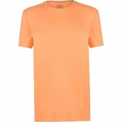 ラルフ ローレン Polo Ralph Lauren メンズ Tシャツ トップス Tee Key West Orange