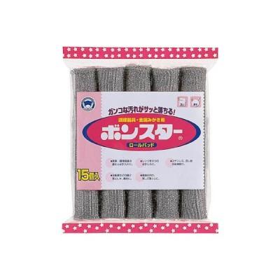 ボンスター販売(株) ボンスター ロールパッド15個入 B-006 1袋(15個入)【416-5420】