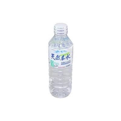 ブルボン 天然名水 出羽三山の水 500ml×24本