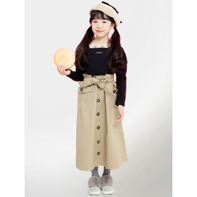 【UNICA】トレンチスカート 120~140