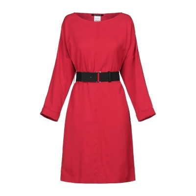 PENNYBLACK ミニワンピース&ドレス レッド 36 レーヨン 97% / ポリウレタン 3% ミニワンピース&ドレス