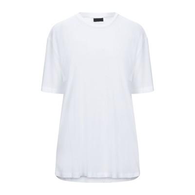 FUORIUSO T シャツ ホワイト XL コットン 100% T シャツ