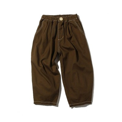 <SHOO・LA・RUE (Baby&Kids)/シューラルー>【100-130cm】タックバルーンパンツ カーキ027【三越伊勢丹/公式】