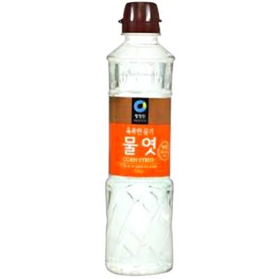 【韓国調味料-水飴】 清静園 水飴 700g